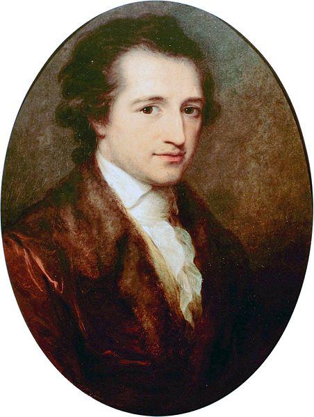 Retrao de Goethe (1787), Angelika Kauffmann, Museo Nacional Goethe (Weimar).