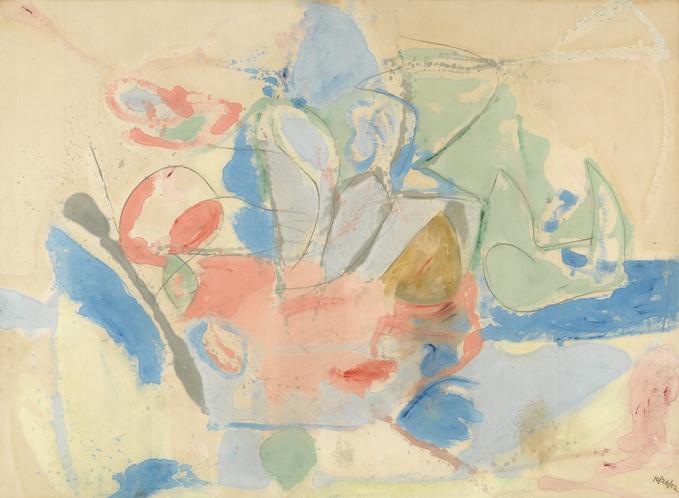 La corriente Color Field: la expresión de un arte