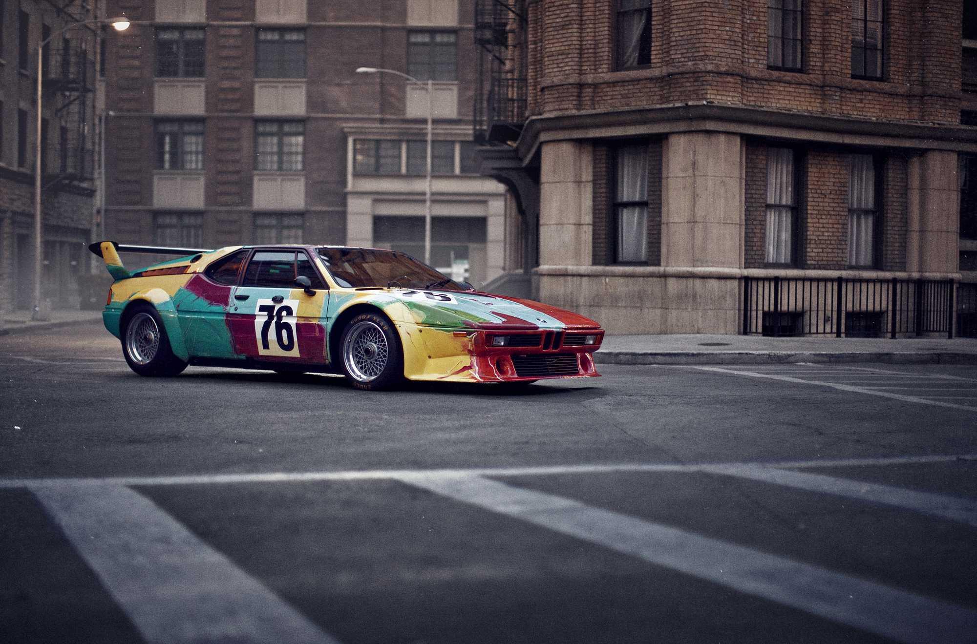BMW Art Cars, cuando el automóvil es Arte