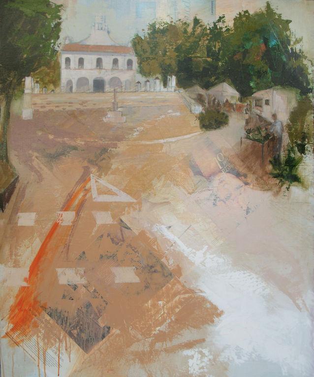 Urbana Rústica XXIX - Ermita de Godella; Jose Miguel Alguer.