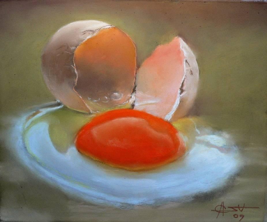 Huevo, Carlos Casu.