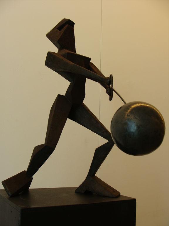 Lanzamiento de martillo, Alberto Kissola.