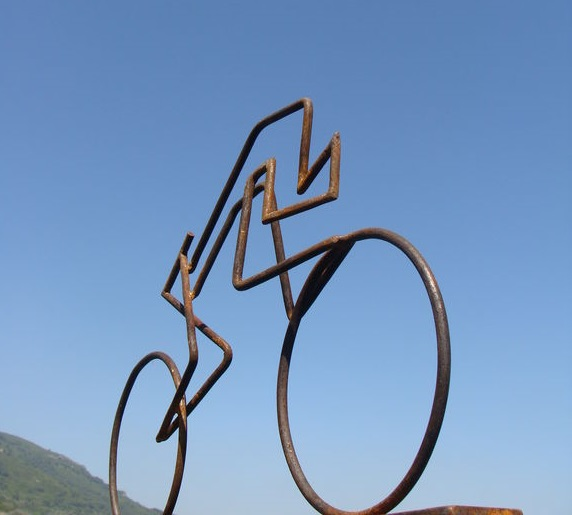 Ciclismo, Alberto Kissola.
