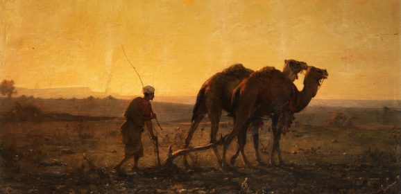 El pintor Guillaumet, el explorador que fotografió África
