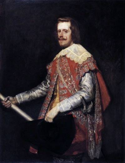Felipe IV en Fraga (1644), Diego de Velázquez, Frick Collection.