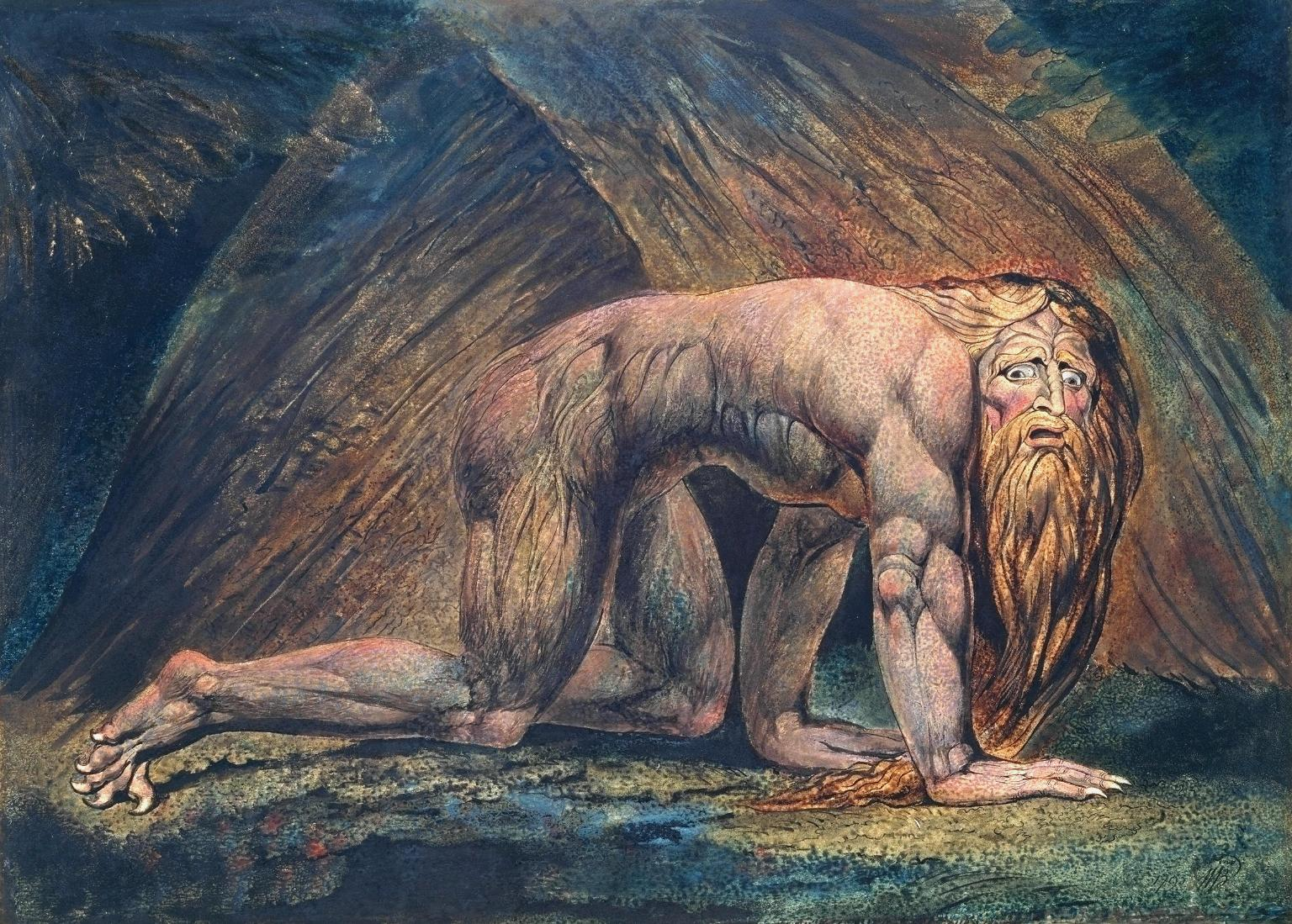 William Blake, el artista pionero que murió pobre