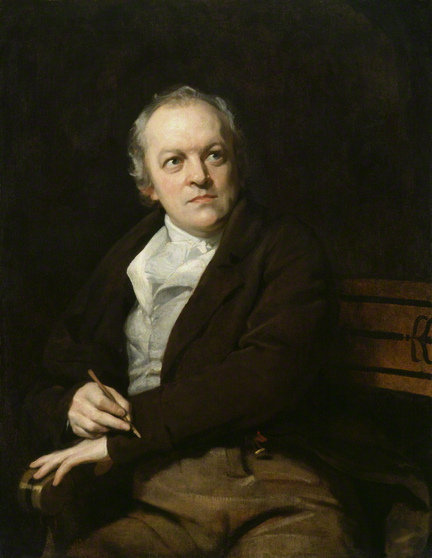 William Blake (1807), Thomas Phillips.