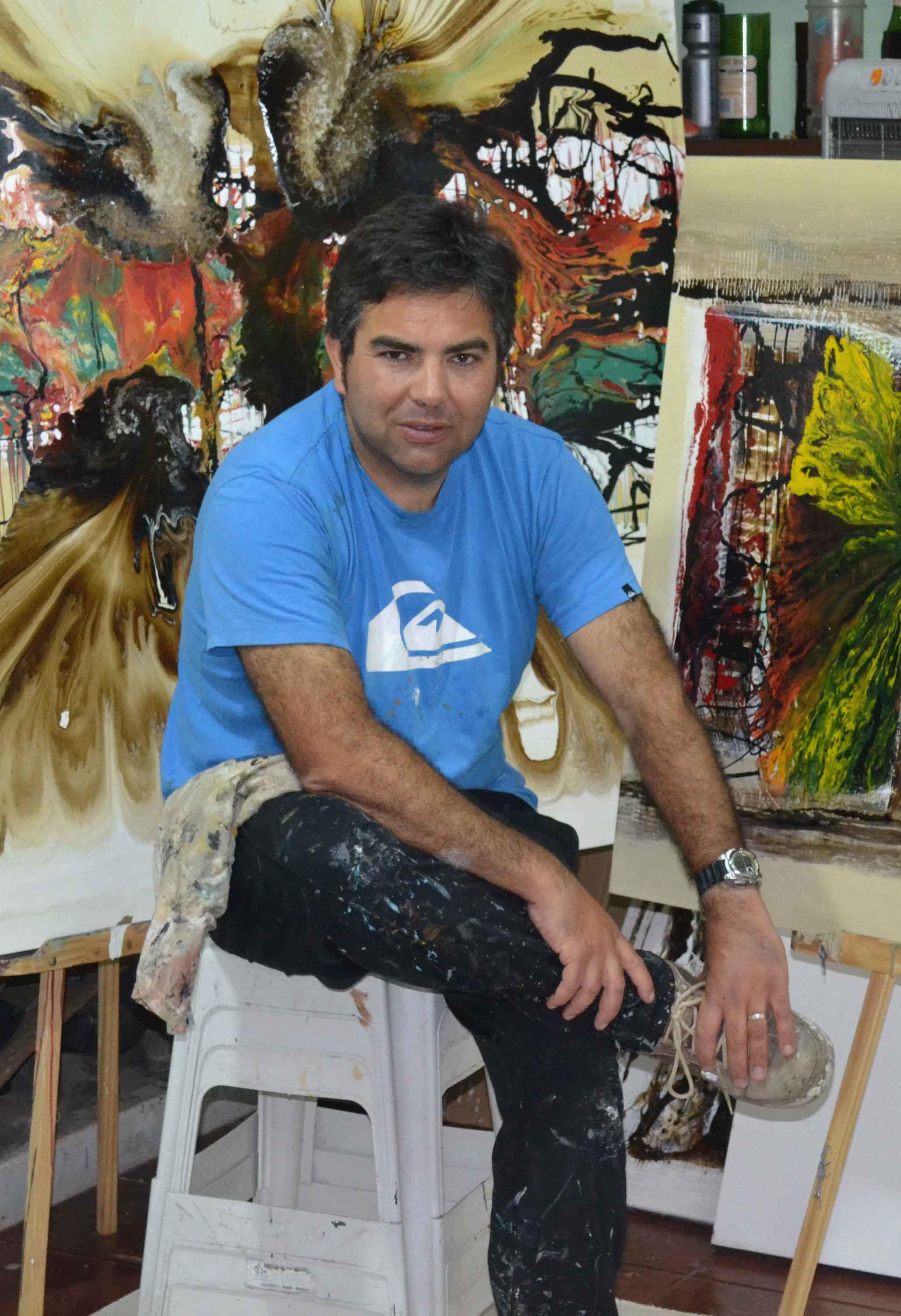 Desde mi taller: Darío Berterreche