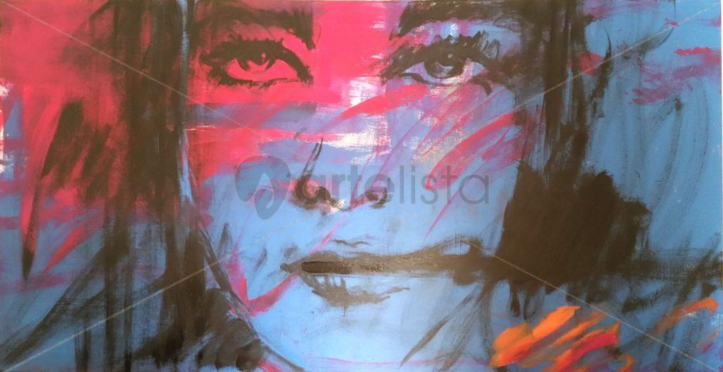 Mujer II, Bet Calderer.