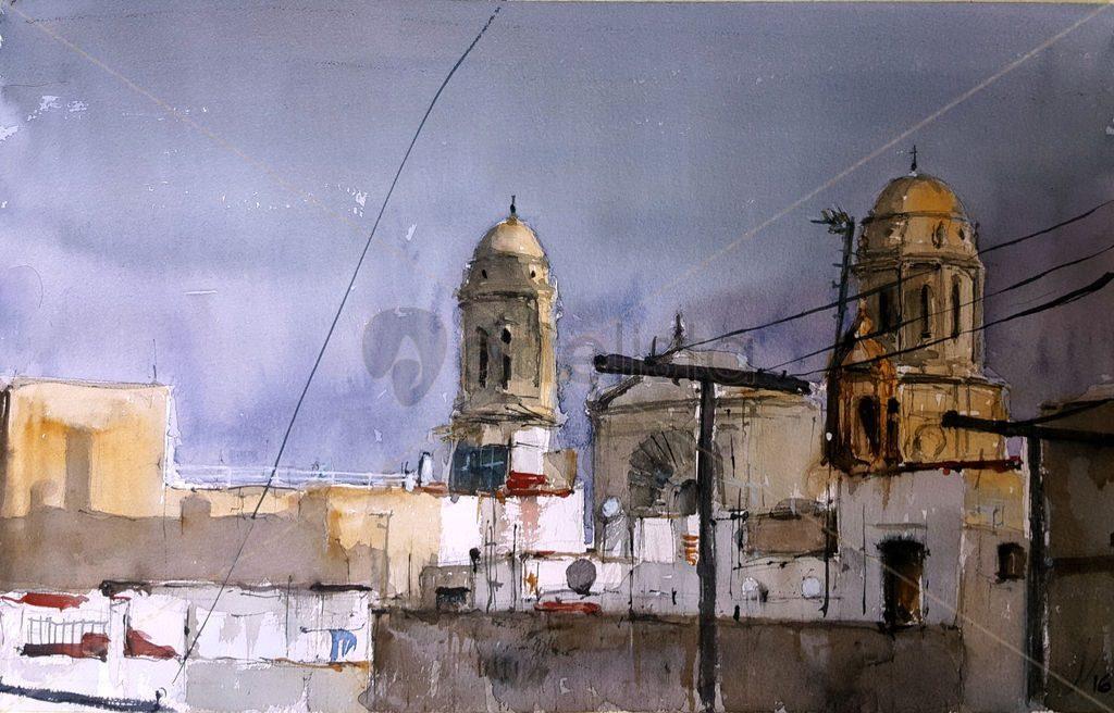 Por los tejados de Cái, Jacques Villares.