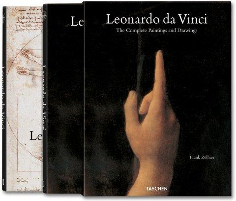 Leonardo da Vinci: Obra pictórica completa y obra gráfica, Frank Zöllner