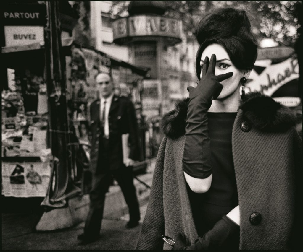 Christer Stromholm Nana, Place Blanche, Paris 1961 © Christer Stromholm Estate