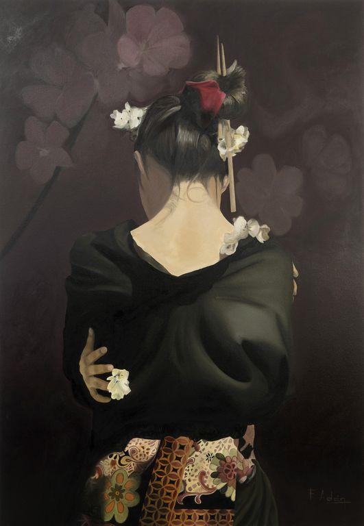 Japonesa, Fausti Adán.