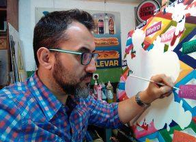 Desde mi taller: Gonzalo Sáez Díaz-Merry
