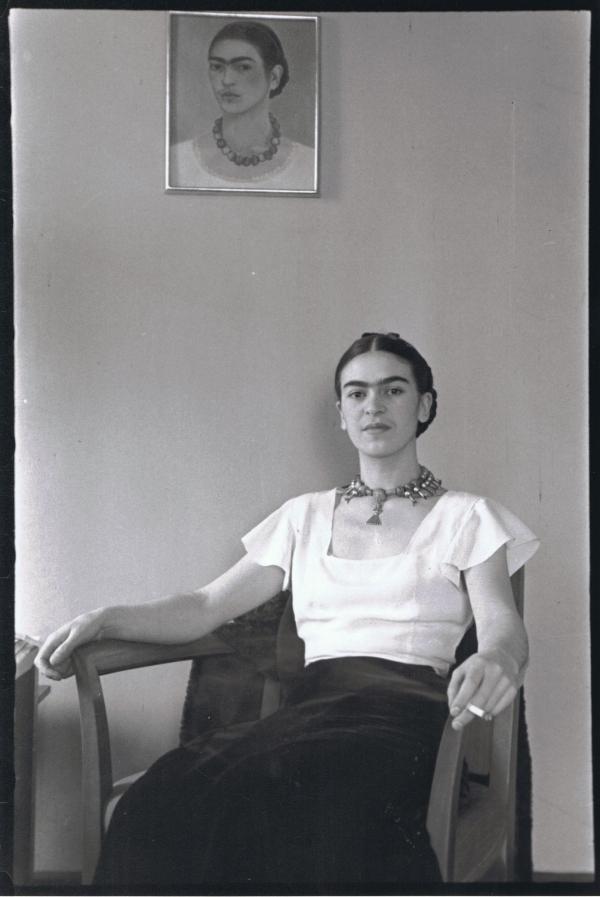 Cuando las apariencias engañan en la vida y la obra de Frida Kahlo