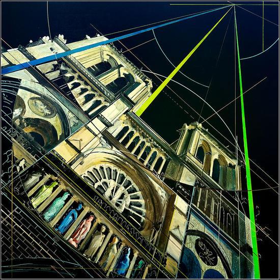 Notre-Dame a través del arte