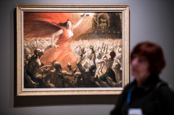 El espíritu de la vanguardia en la exposición 'Toulouse-Lautrec y el espíritu de Montmartre'