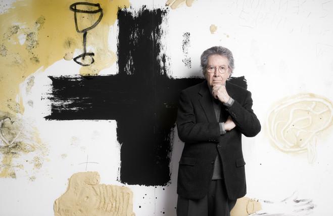 Antoni Tápies, ese artista al que no todos entendieron