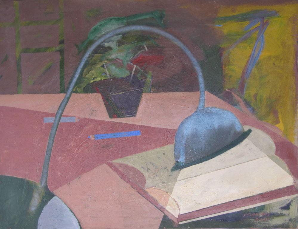 Libro con luz, Jesús Cuenca