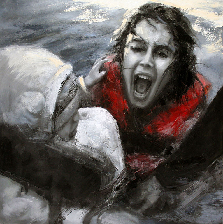 Contra viento y marea, Eva Villalba Vega.