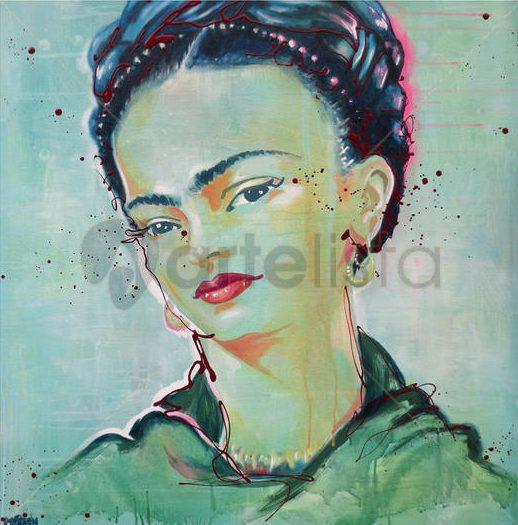 """""""La escritora Fridra Kahlo"""" o la pintora que amaba las palabras"""