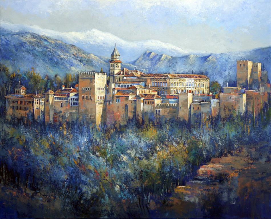 Alhambra, Behshad Arjomandi