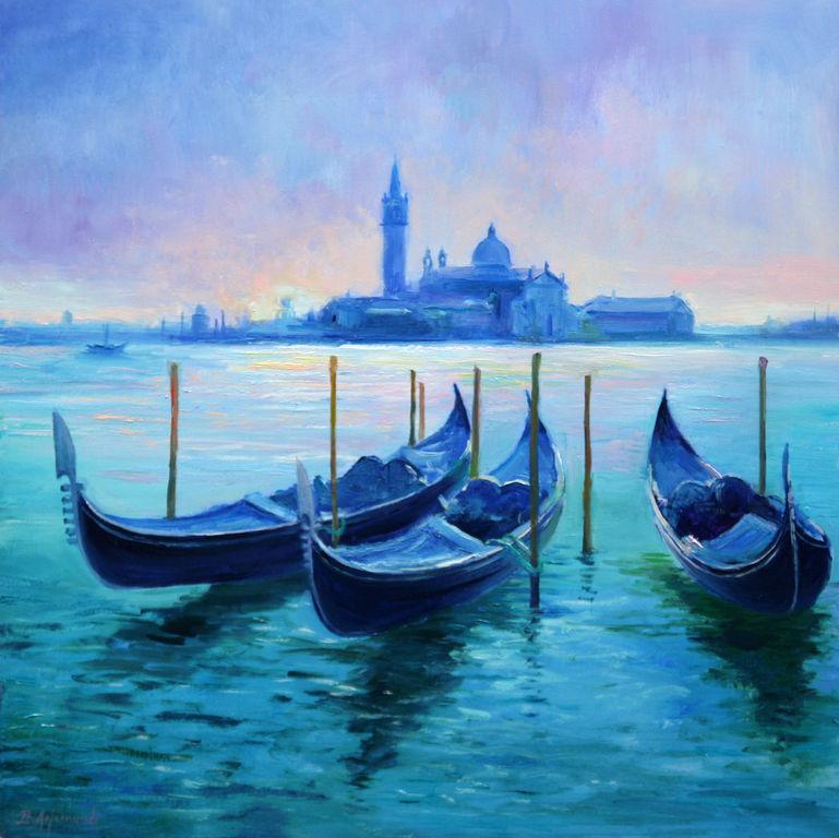 Venice Impression, Behshad Arjomandi