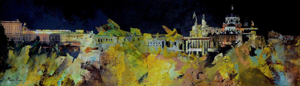 De noche, Marcial Rincon