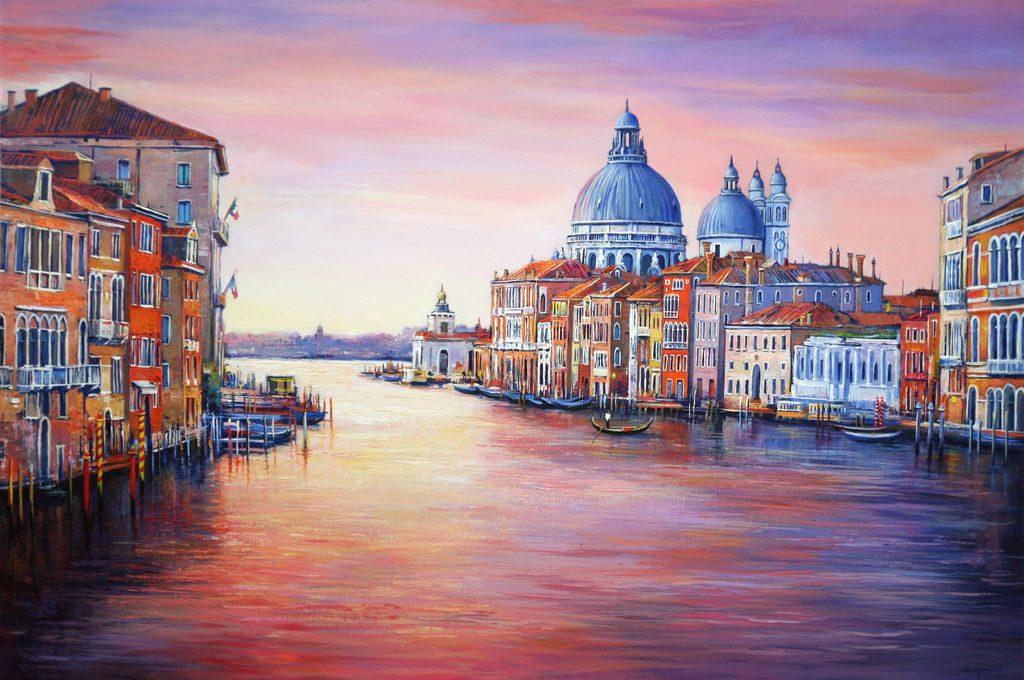 Venice, Behshad Arjomandi