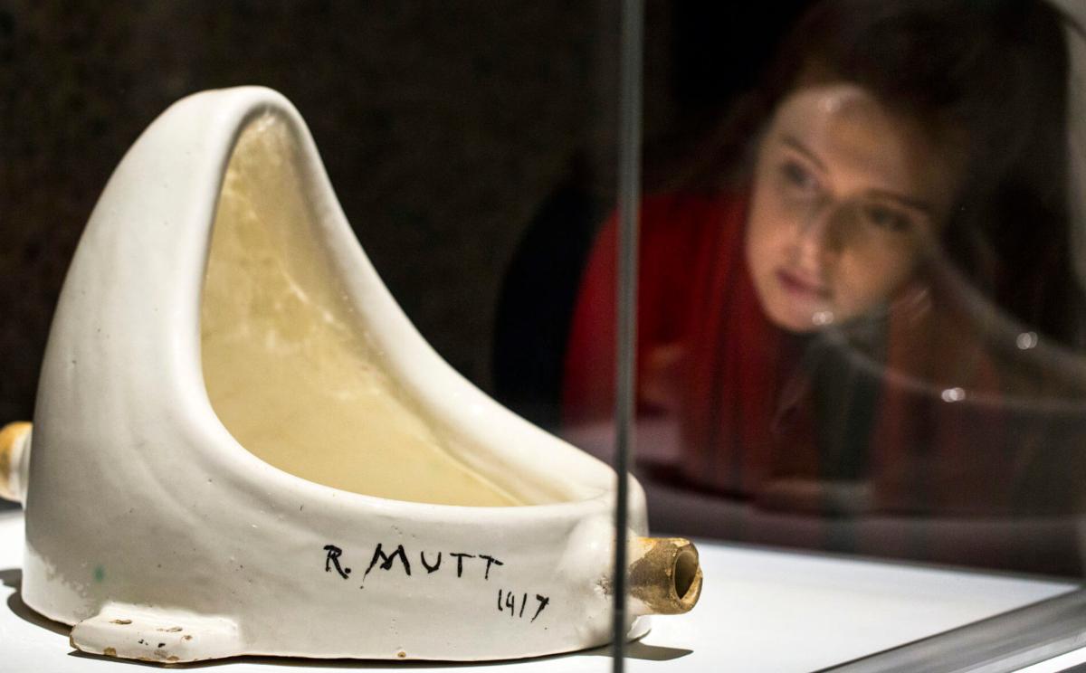 Obras que cambiaron la historia del arte: el urinario de Marcel Duchamp