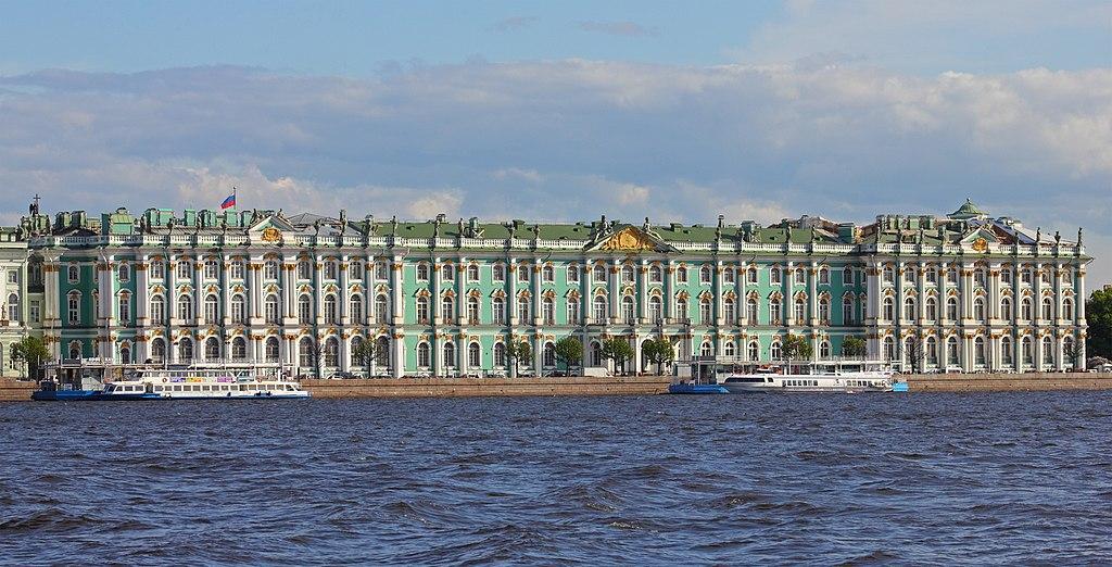 Museo Hermitage de San Petersburgo, la galería más grande de Rusia