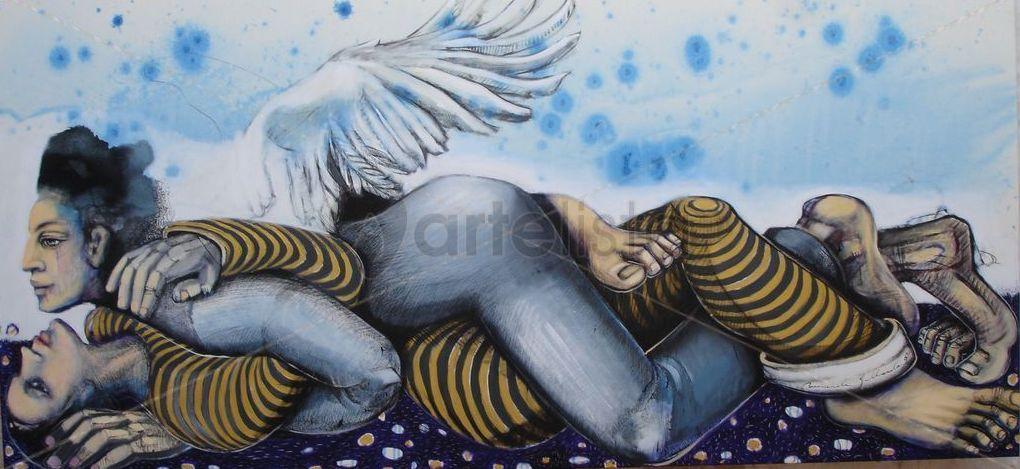 El amor de los ángeles, Marianela Gallardo.
