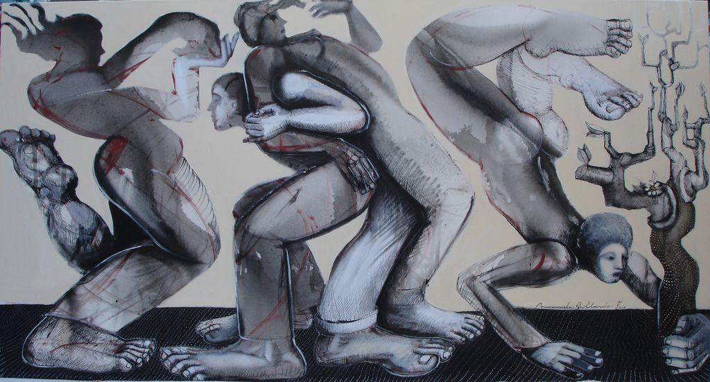 La danza del viento, Marianela Gallardo