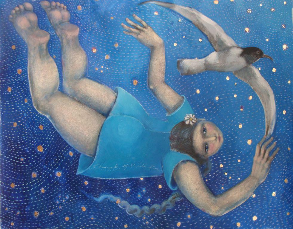 La voladora, Marianela Gallardo