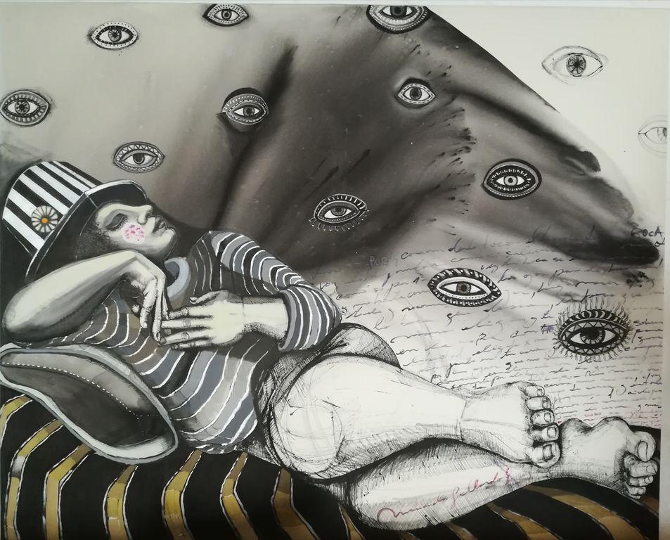 Soñar con los ojos abiertos, Marianela Gallardo.
