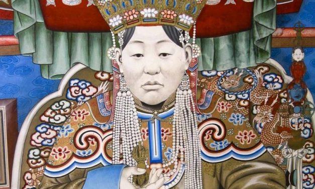 De cómo el arte mongol inspiró a La Guerra de las Galaxias