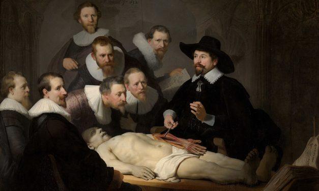 """El estrabismo de Rembrandt, ¿El genio en una mirada """"defectuosa""""?"""