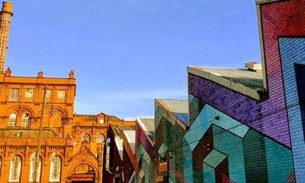 Baltic Triangle, cuando un barrio se convierte en arte