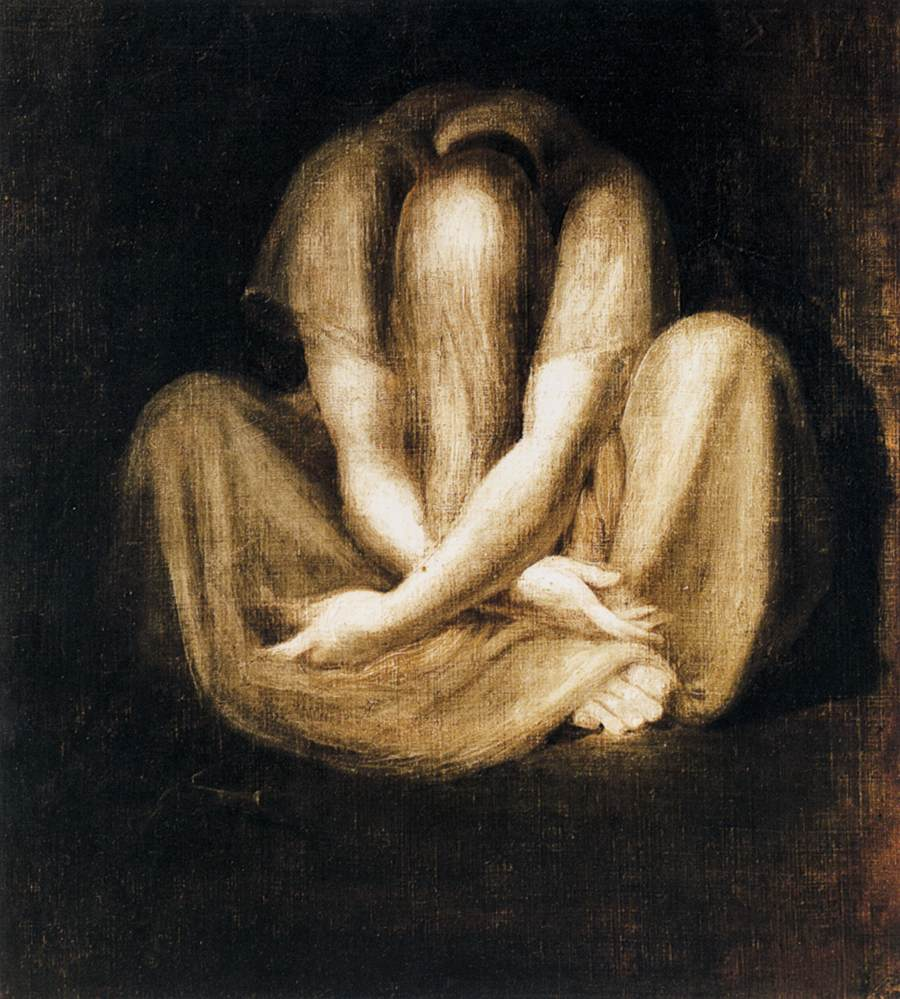 Füssli, el pintor de la pesadilla