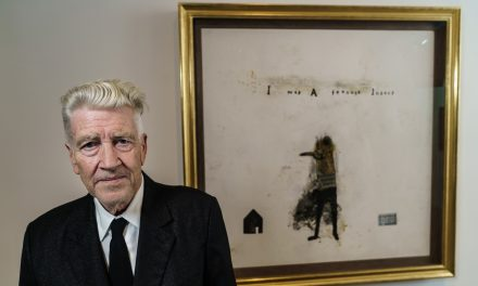 David Lynch, ese pintor 'frustrado'
