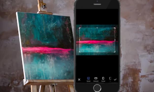 Cómo hacer buenas fotografías de tu obra con el móvil