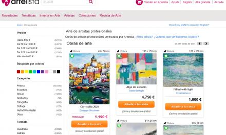 Pintores españoles actuales: técnicas, temáticas y formatos