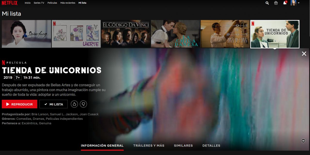 6 películas y una serie sobre arte en Netflix