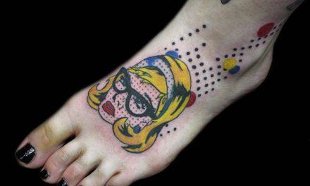 Arte en la piel: una selección de tatuajes 'artísticos'