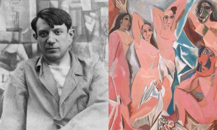 Obras que cambiaron la historia del arte: «Las señoritas de Avignon»