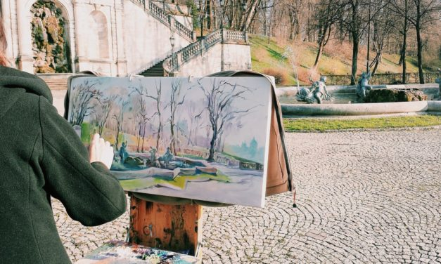 Concursos de pintura rápida: Consejos y experiencias