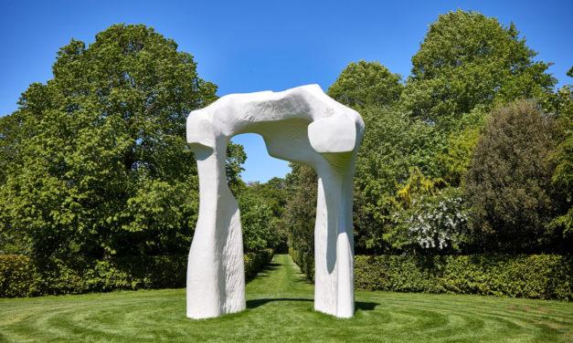 Henry Moore, el tótem de la escultura británica