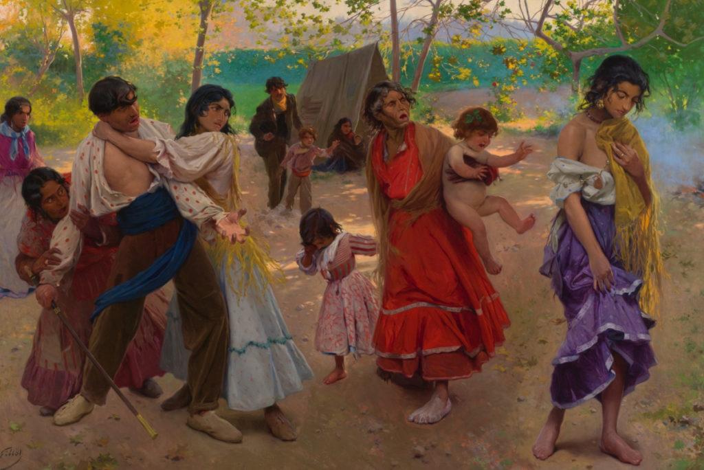 Exposición Invitadas al Prado