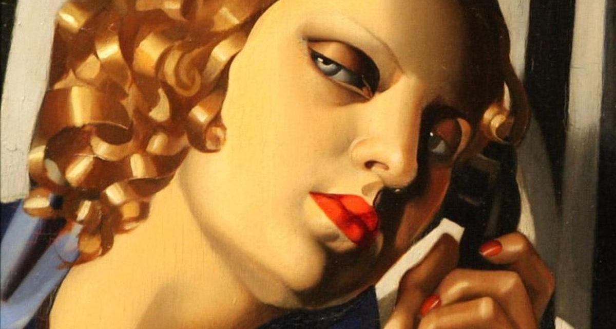 Tamara de Lempicka, los placeres y los días