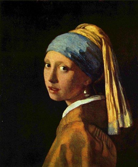 Das Mädchen mit der Perle